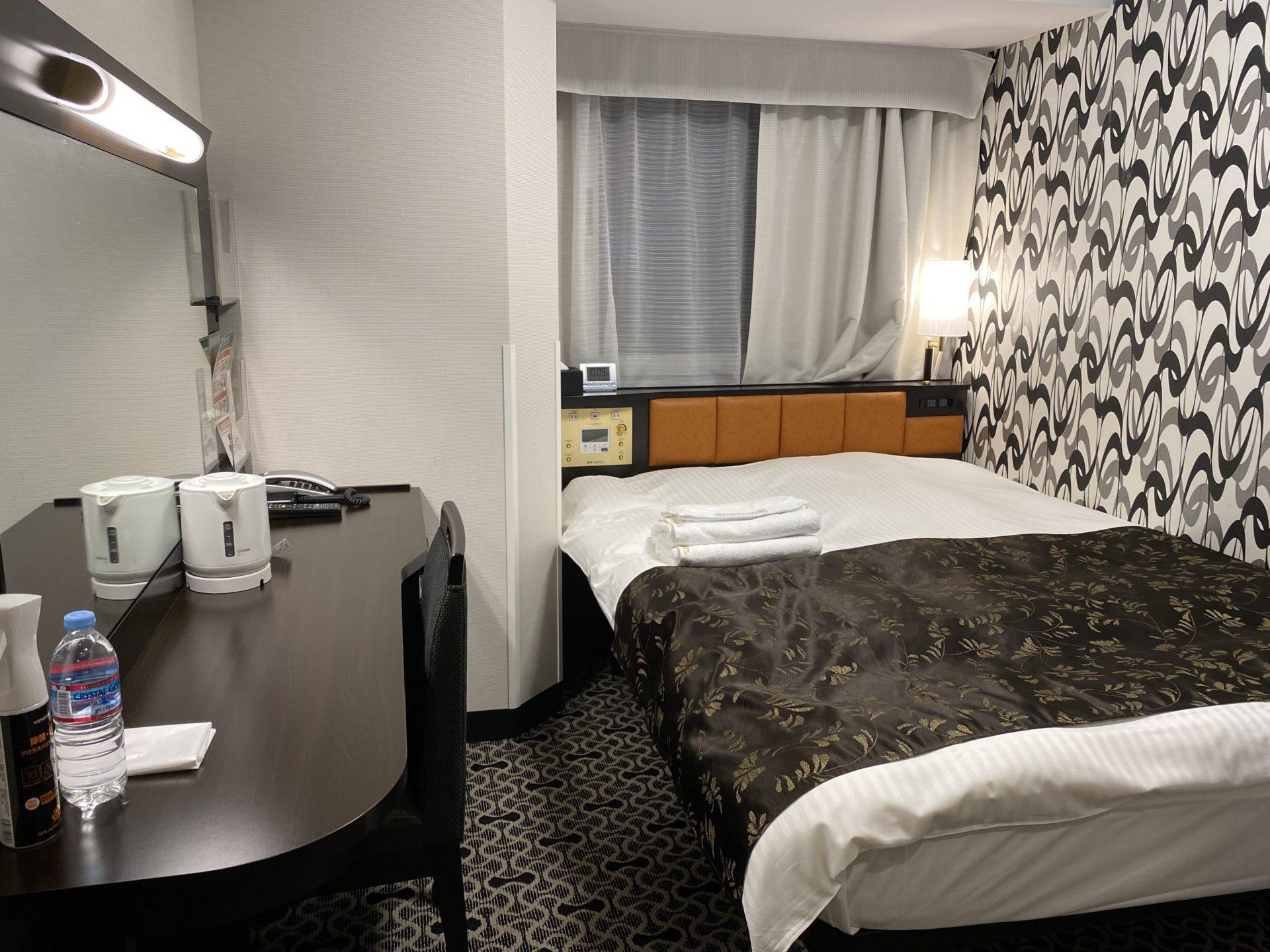 隔離ホテル1